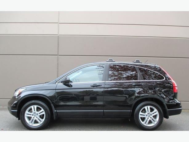 2010 HONDA CR-V EX-L - NAVI AND REAR DVD - WE FINANCE!