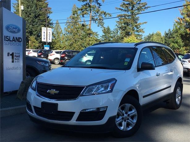 "2015 Chevrolet Traverse LS, 6.5"" Color Touch Screen Display"