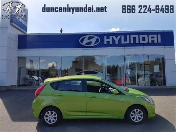2013 Hyundai Accent GLS/GS  - Low Mileage