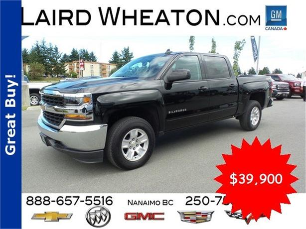 2016 Chevrolet Silverado 1500 LT 4x4 w/ WiFi Hotspot and Back-Up Camera