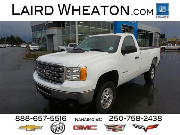 2013 GMC Sierra 2500HD SLE Work Truck V8 6.0L w/ Bluetooth