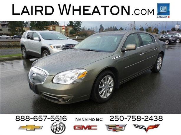 2011 Buick Lucerne CXL Local Island Car