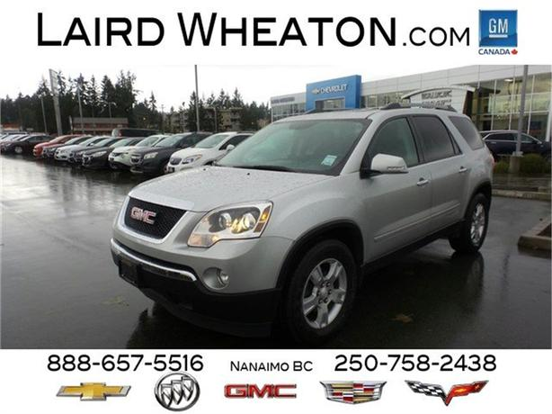 2012 GMC Acadia SLE AWD w/ remote start and bluetooth