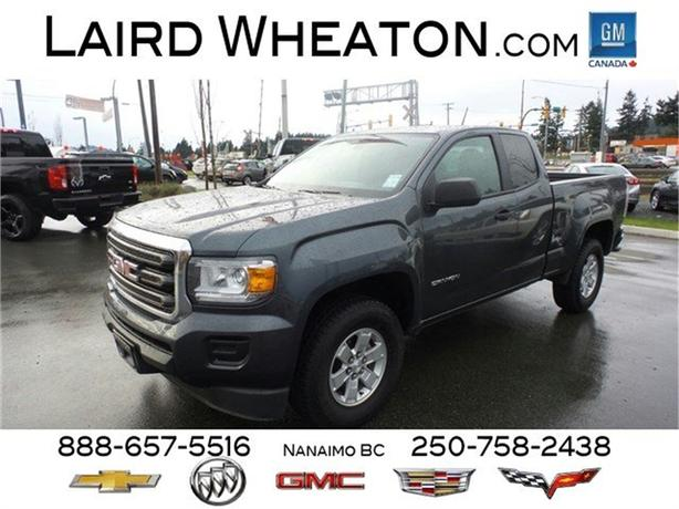 2015 GMC Canyon 2WD w/ Back-Up Camera and 4G WiFi Hotspot