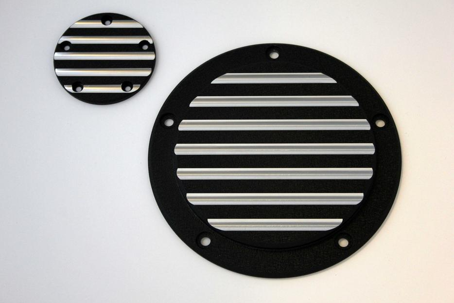 """Harley Davidson Derby & Timing cover set """"Free Shipping"""""""