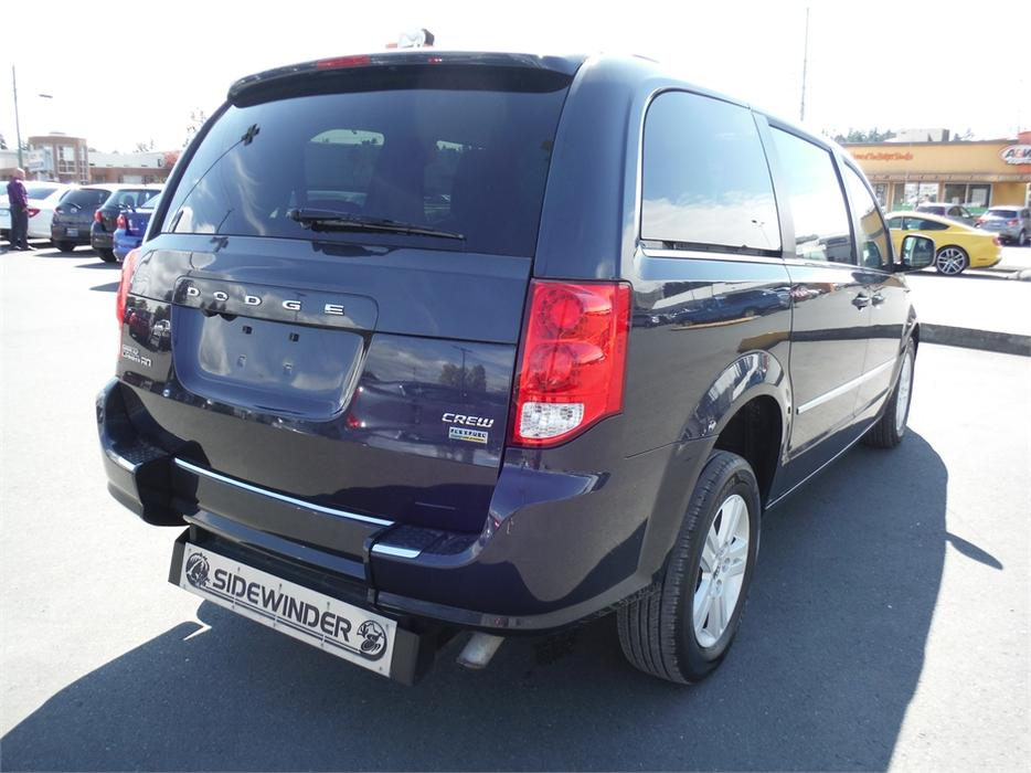 2013 dodge grand caravan crew wheelchair equipped backup camera west shore langford colwood. Black Bedroom Furniture Sets. Home Design Ideas