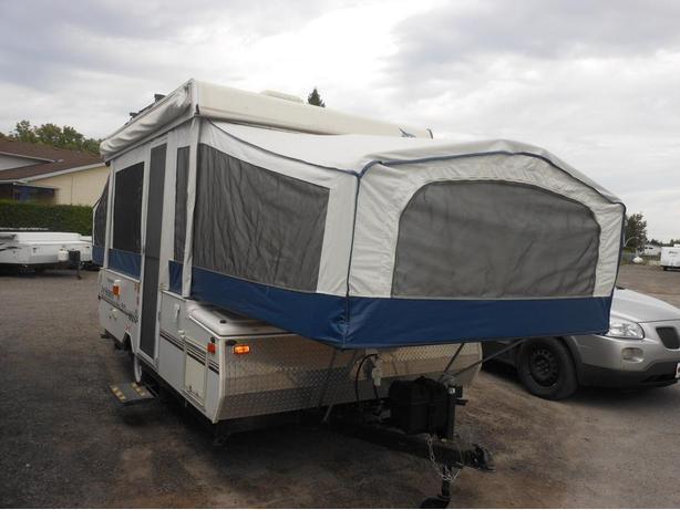 2006 Jayco 1006 Tent Trailer