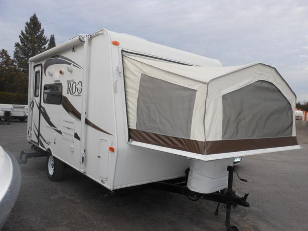 2012 Rockwood 17ft Roo Hybrid Trailer