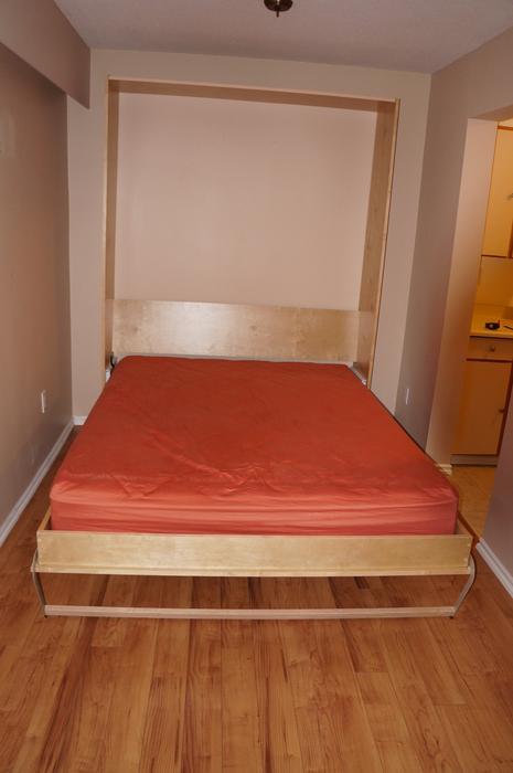 Murphy Beds Gatineau : Murphy bed brand new high quality esquimalt view