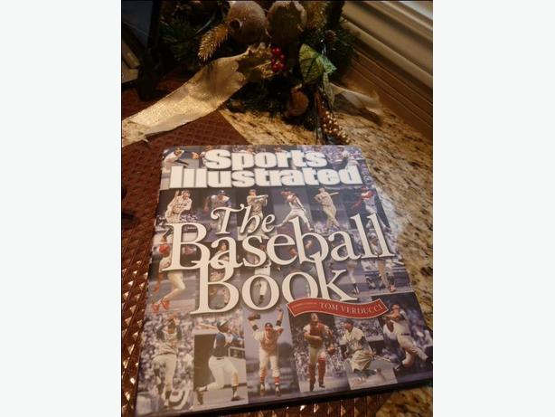 Sports Illustrated the Baseball Book Hardcover