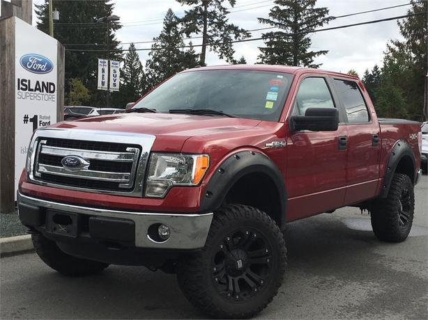 2014 Ford F-150 XLT, Sync Voice Activated System