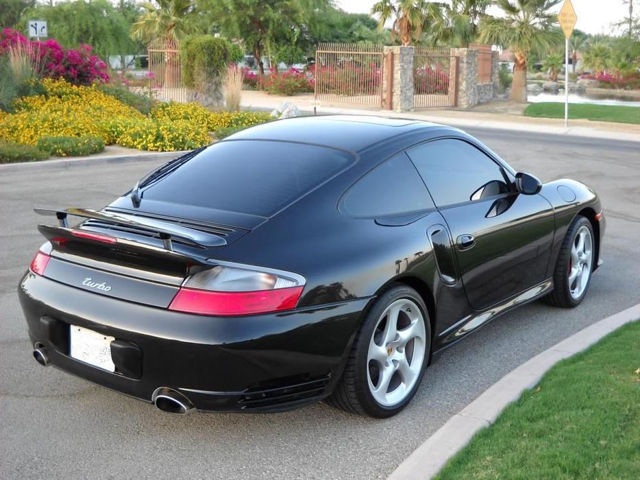 2001 Porsche 911 Turbo Victoria City Victoria