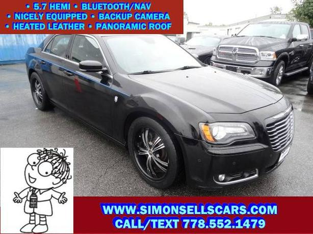 2012 CHRYSLER 300S MOPAR EDITION - RARE FIND - NUMBERED CAR!