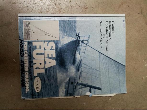 Hood Seafurl Mk.2 Headsail Furler