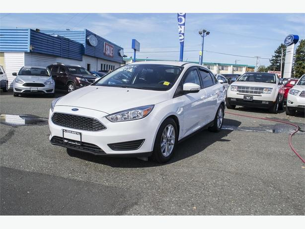 2015 Ford Focus SE BLUETOOTH