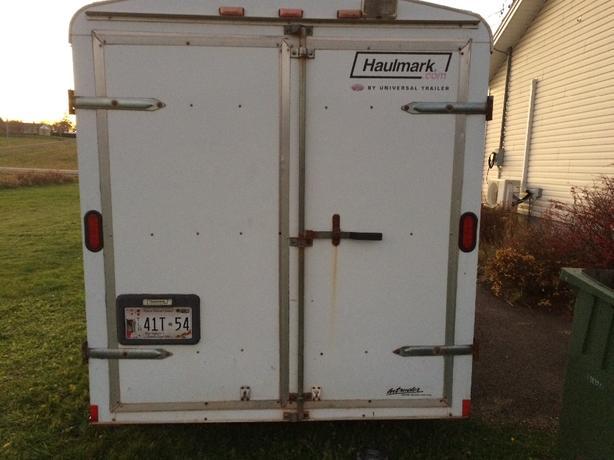 2006 utility trailer