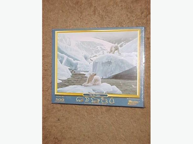 THE BIG CHILL JIGSAW PUZZLE