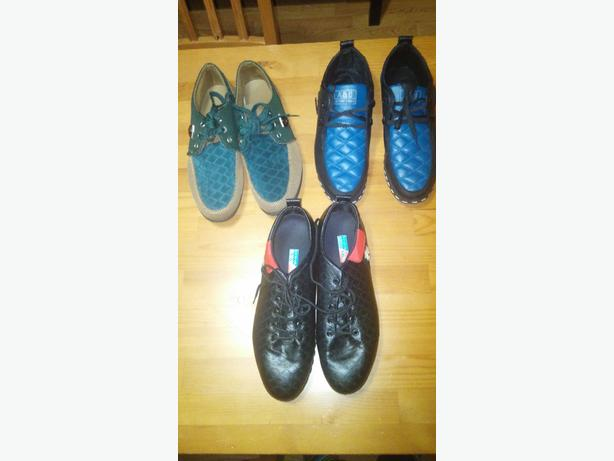 Size 10 Men's shoes