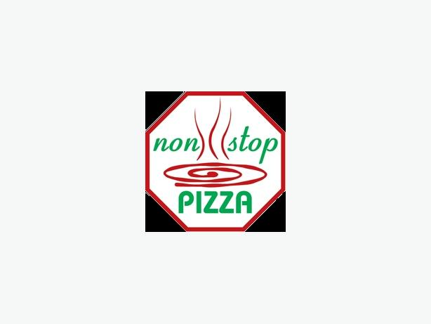 Non-Stop Pizza on Fraser St.