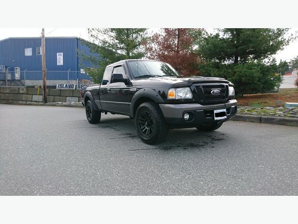 2008 Ford Ranger FX4 4X4