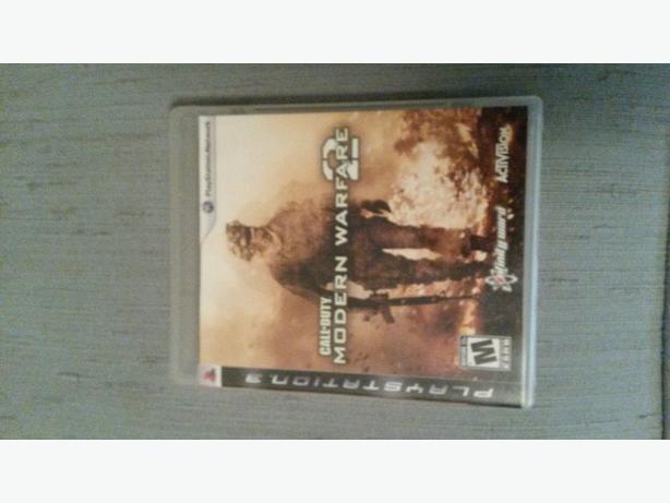 COD Modern Warfare 2 - PS3