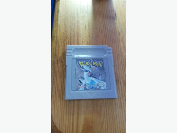 Pokemon Silver - Gameboy Colour