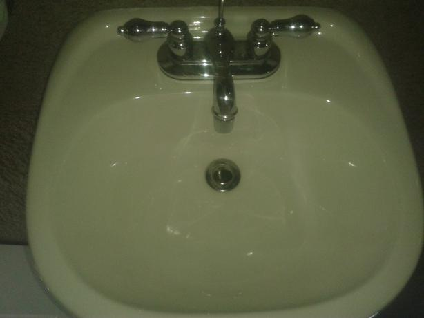Bathroom Sinks Regina bathroom sink with brass fittings south regina, regina