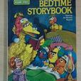 Sesame Street Bedtime Storybook Vintage 1978 Hardcovered Book