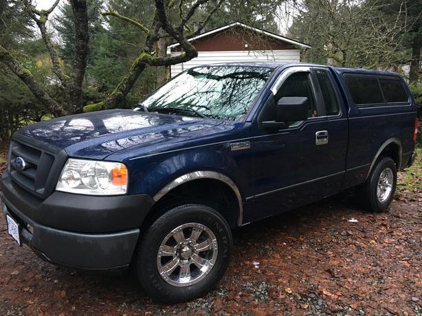 2007 FORD F150 XL 155 km 2WD