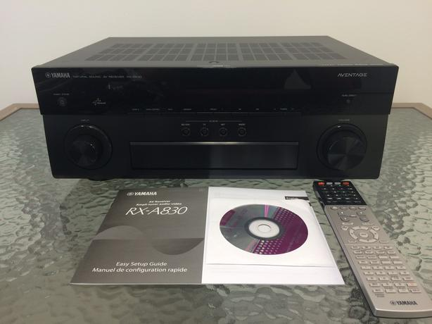 Yamaha rx a830 7 2 receiver north saanich sidney victoria for Yamaha 7 2 receiver reviews