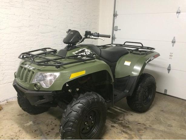 Like new Arctic Cat 500