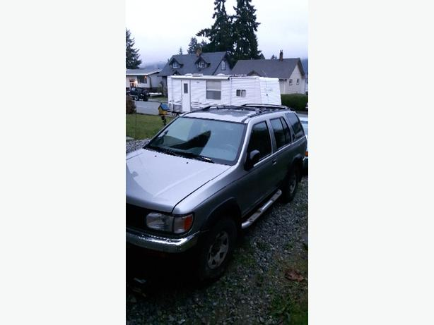 WANTED: 99 nissan pathfinder
