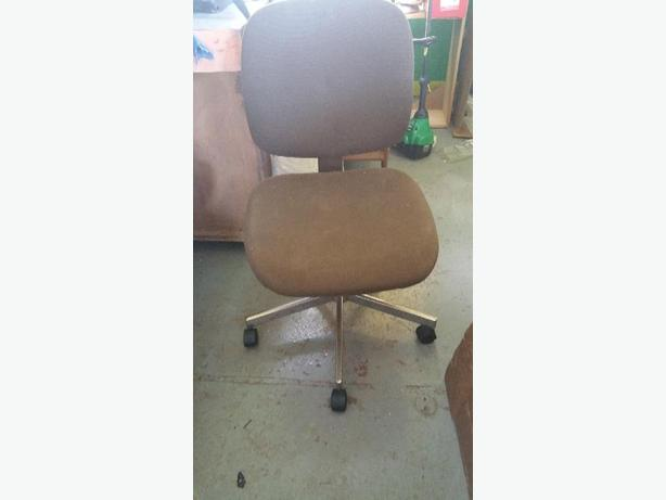 Computer Chair - $5