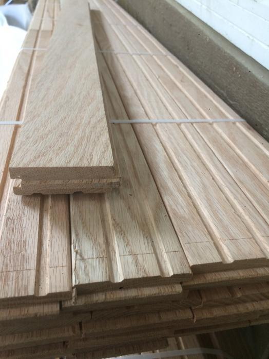 2 1 4 unfinished red oak hardwood flooring sooke victoria for Hardwood flooring york region
