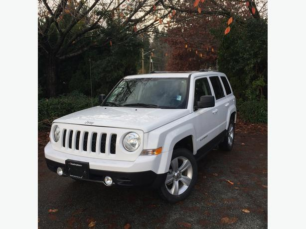 || RUGGED & RELIABLE ||2014  Jeep Patriot Limited