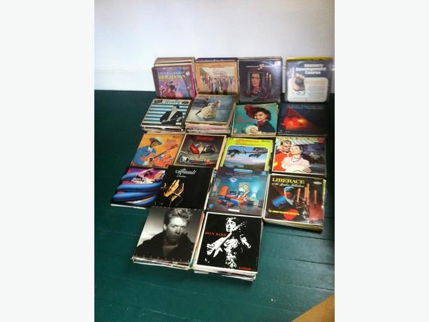 200 LP's