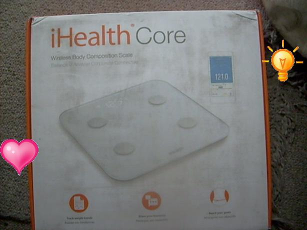 Hot Buy: iHealth core wireless body composition scale- $120 (Van., BC)