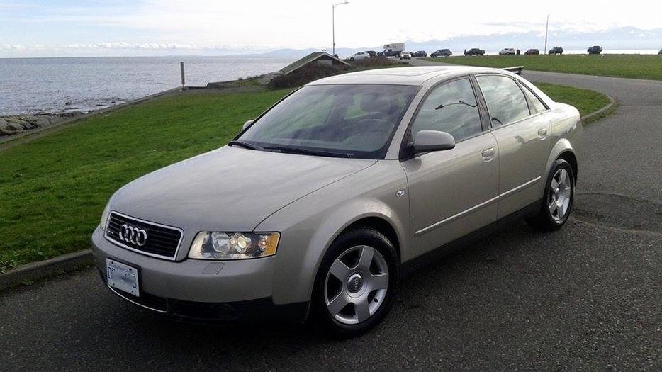 2002 Audi A4 1 8t Quattro Awd Victoria City Victoria Mobile