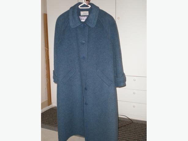 100% Wool - Calf Length Coat
