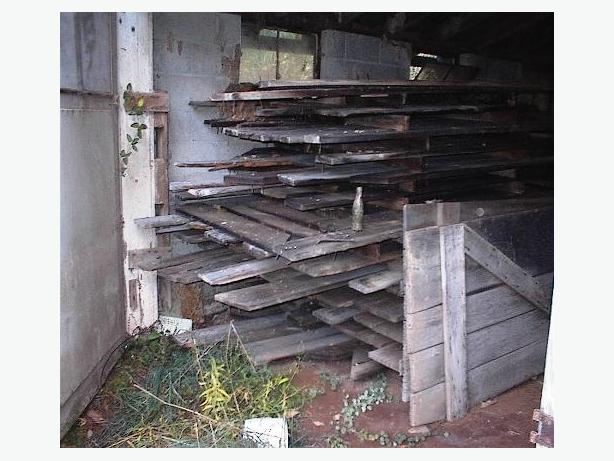 WANTED:  rough lumber / barn boards