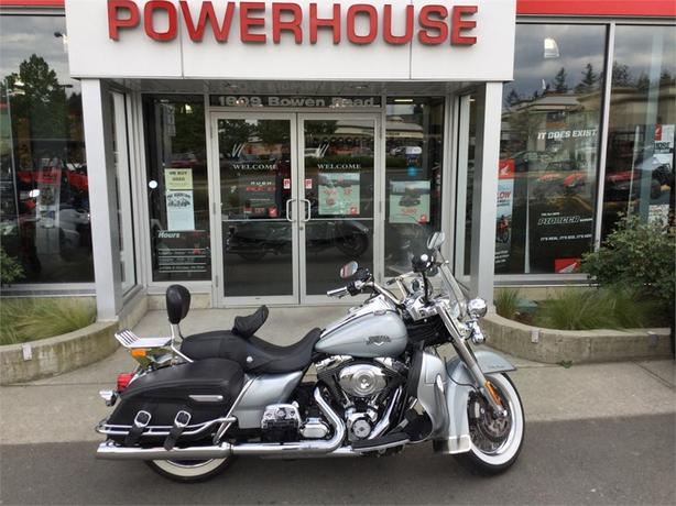 2011 Harley-Davidson® Road King Classic