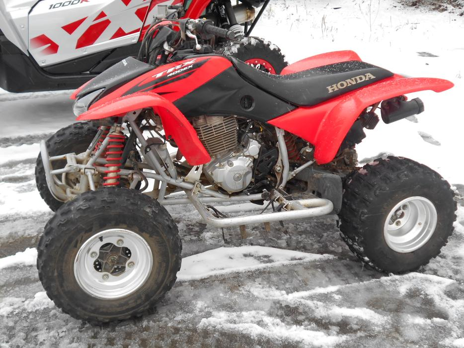 2007 honda trx 400ex outside ottawa gatineau area ottawa for Honda extended warranty cost 2016