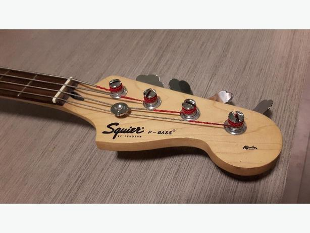 Squire P Bass By Fender