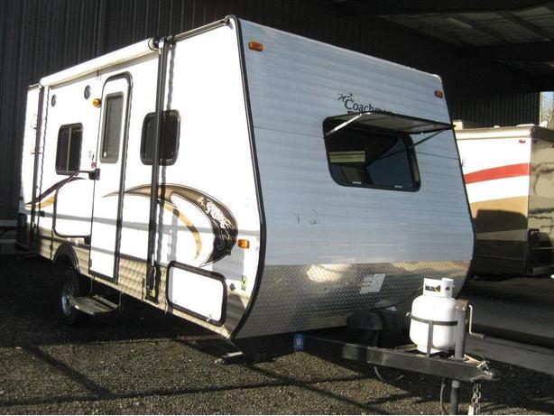 2015 Coachmen Clipper 17FQ