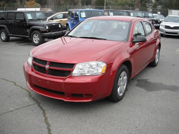 2010 Dodge Avenger 4 door