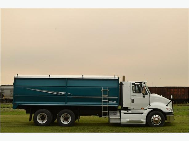 2012 International Prostar Tandem Day-Cab