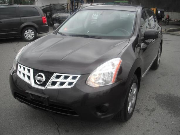 2012 Nissan Rogue S FWD