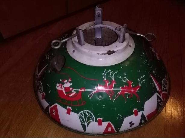 VIntage Midcentury Modern Vintage 1950's Christmas Tree Stand COOL!