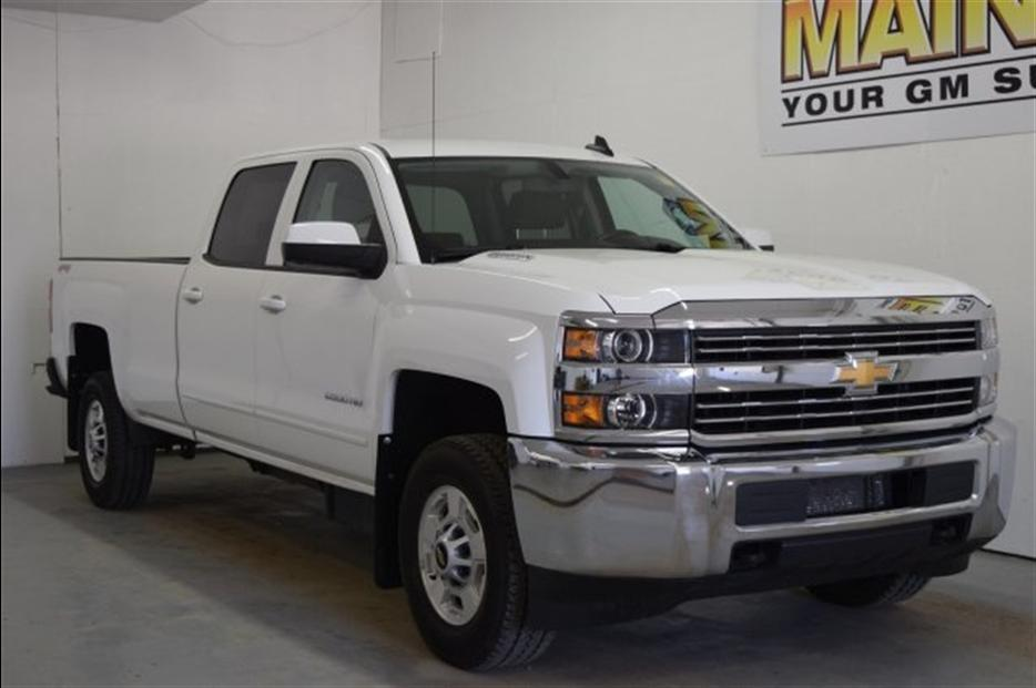 Chevrolet Silverado 2500hd Gatineau >> 2015 Chevrolet Silverado 2500HD LT Other South ...