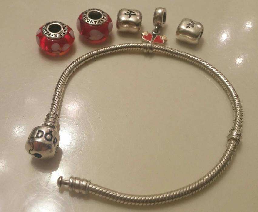 Pandora braclet and charms victoria city victoria for Pandora jewelry salt lake city